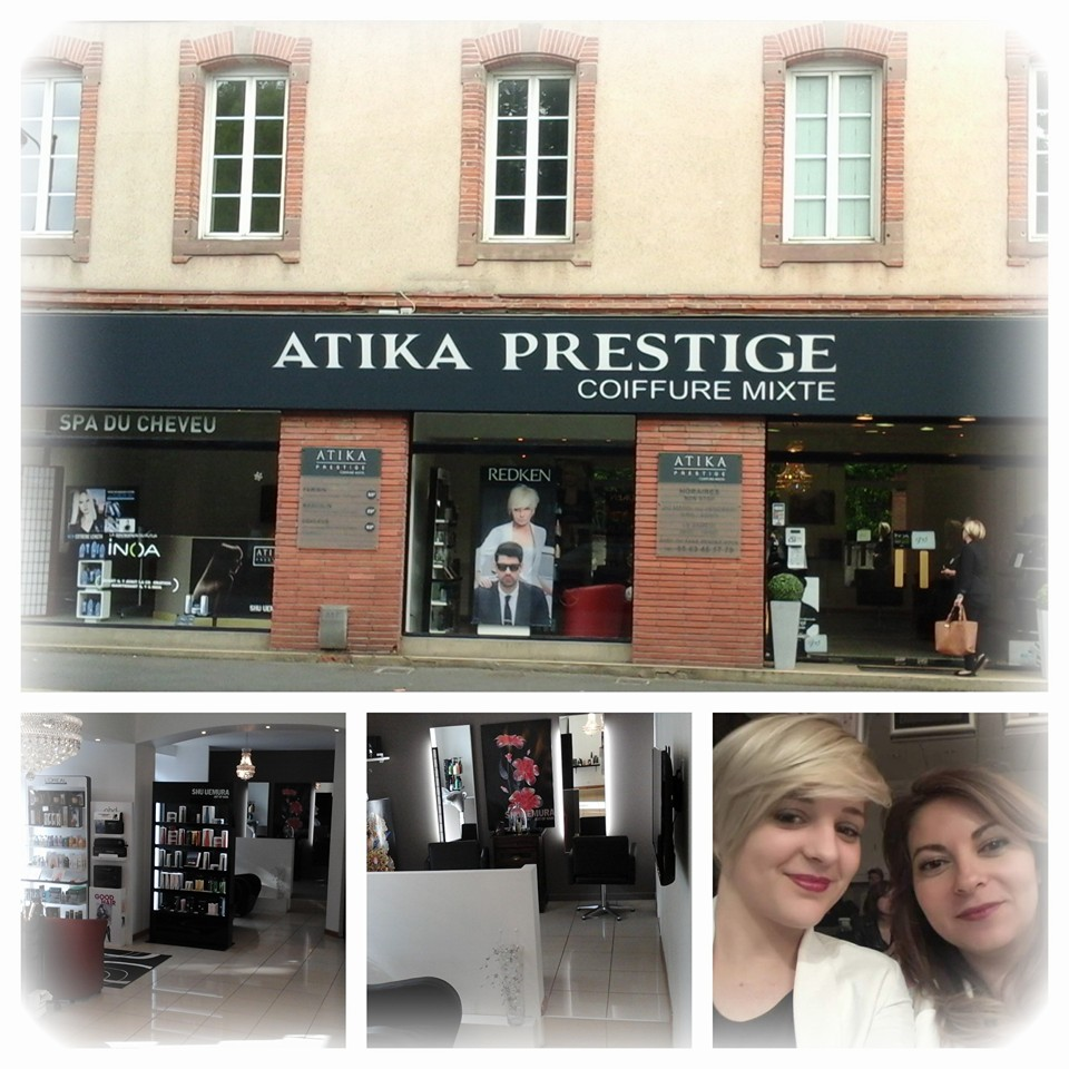 Atika prestige albi avis tarifs horaires t l phone for Salon de the albi