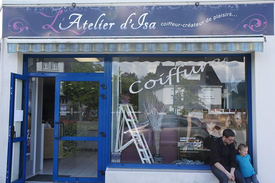 Atelier d'isa coiffure