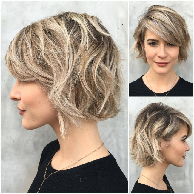 Ombr Hair Carr La Coupe Tendance Du Moment 26 Photos Trend Zone