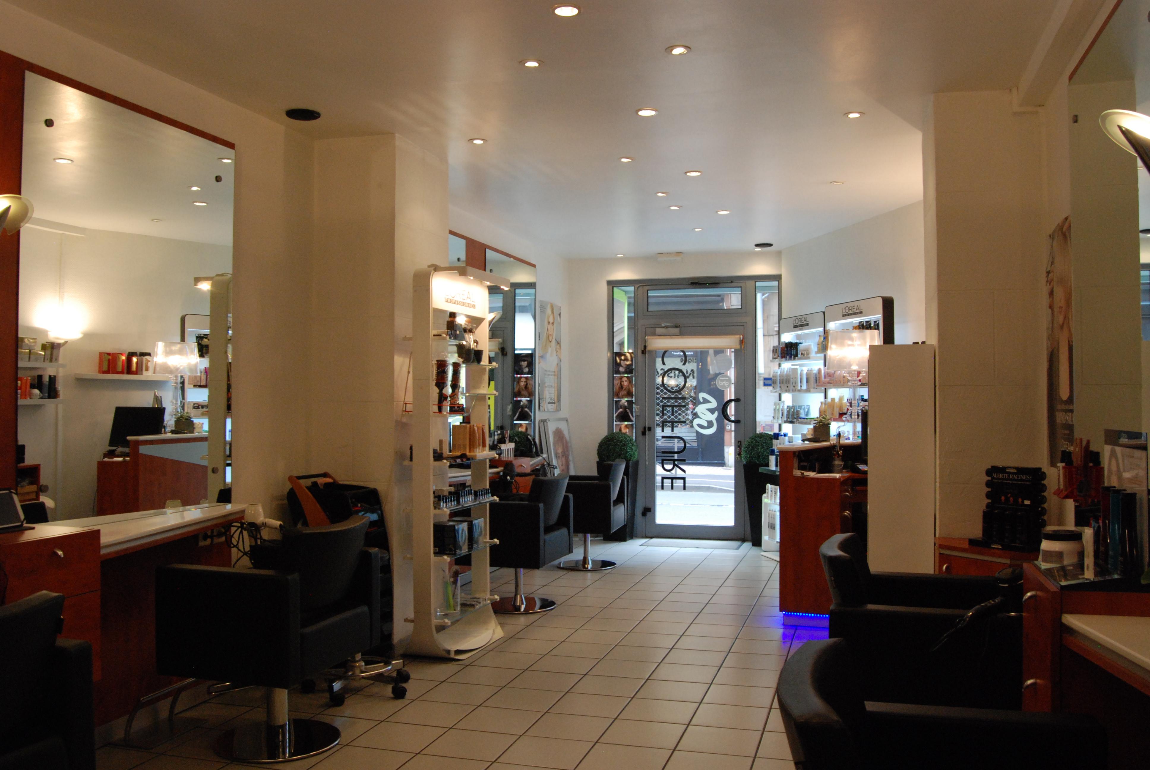 salon de coiffure dessange belfort coiffures modernes et