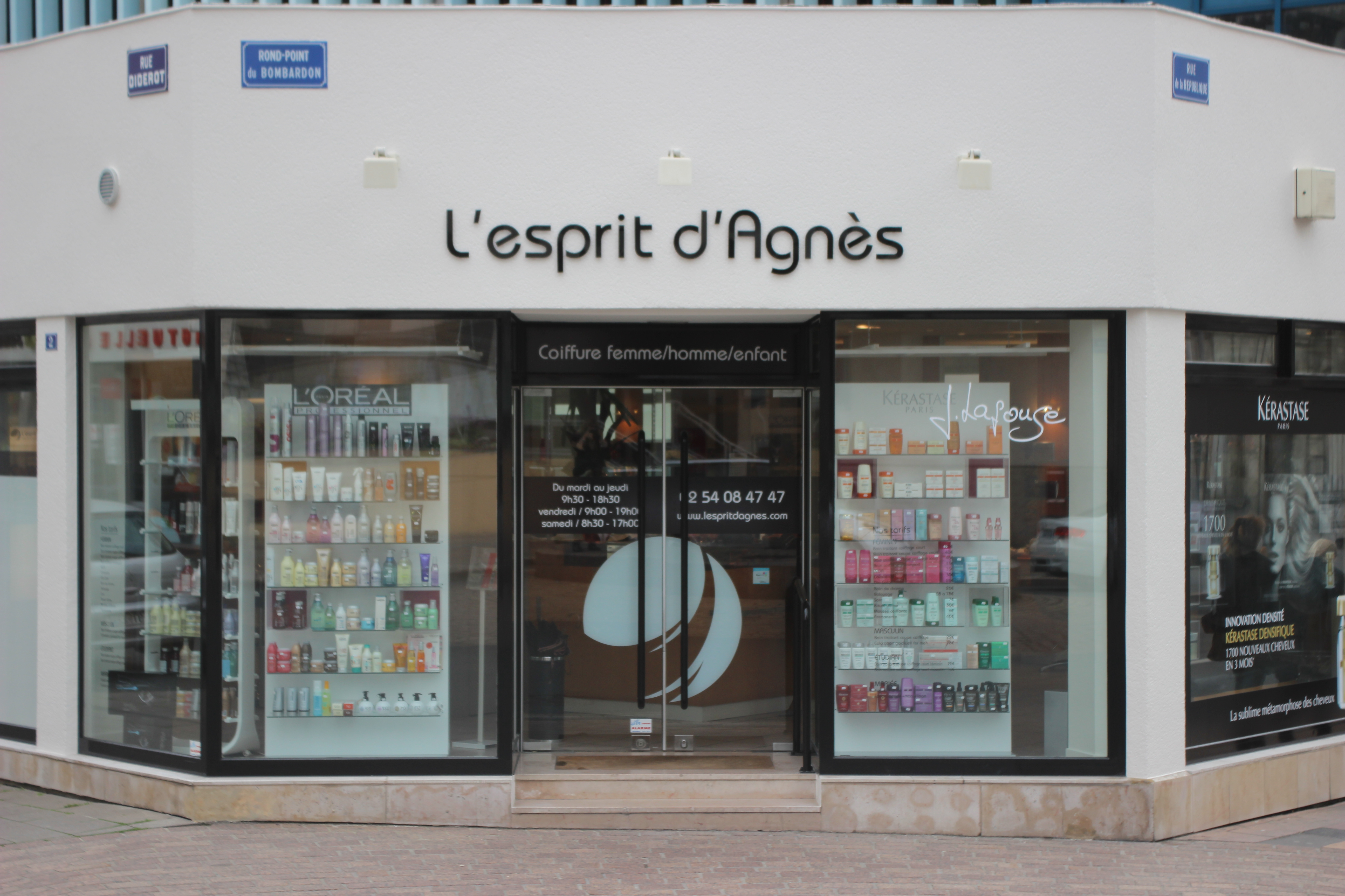 L'Esprit d'Agnès