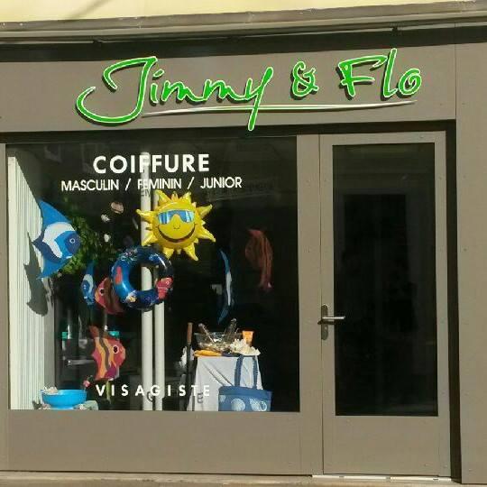 Jimmy & Flo Chagny