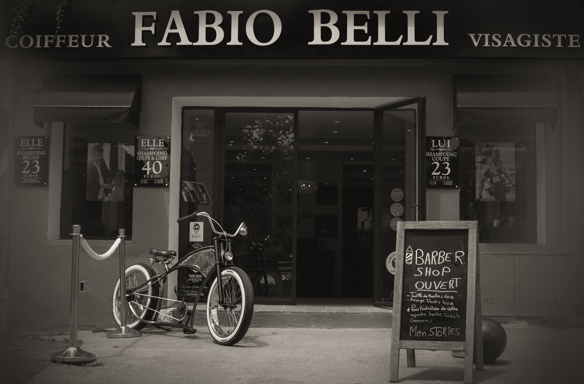 Fabio Belli à Châteauneuf-Grasse