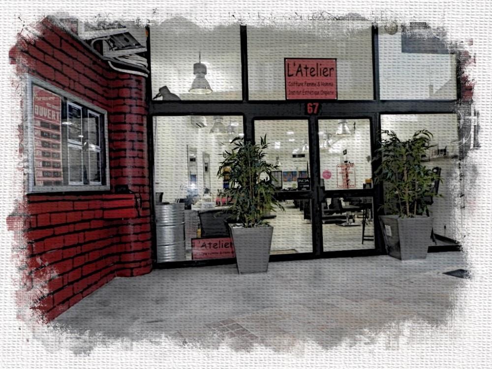L'Atelier Coiffure à Bourg-lès-Valence