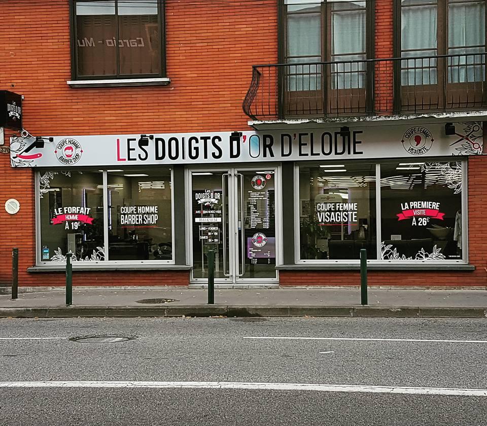 Les doigts d 39 or d 39 elodie toulouse avis tarifs horaires for Salon de coiffure toulouse