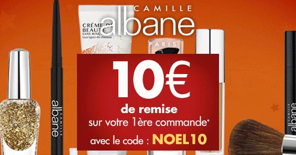 camille albane vous offre 10 euros sur votre commande et bien plus franchise zone. Black Bedroom Furniture Sets. Home Design Ideas