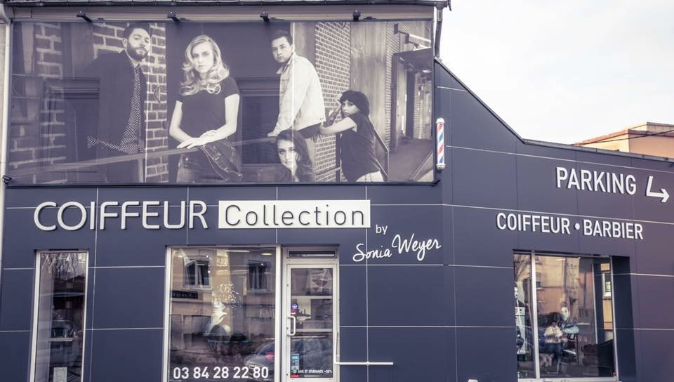 Coiffeur collection