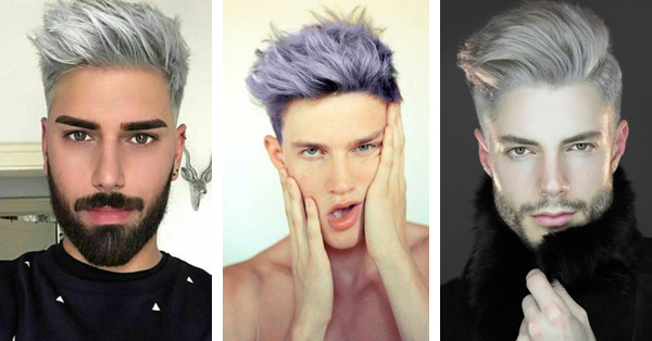 Grey is the new blond !