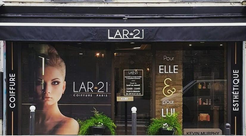Lar 21 - Coiffeure - Esthetique - Maquillage Permanent à Paris 09