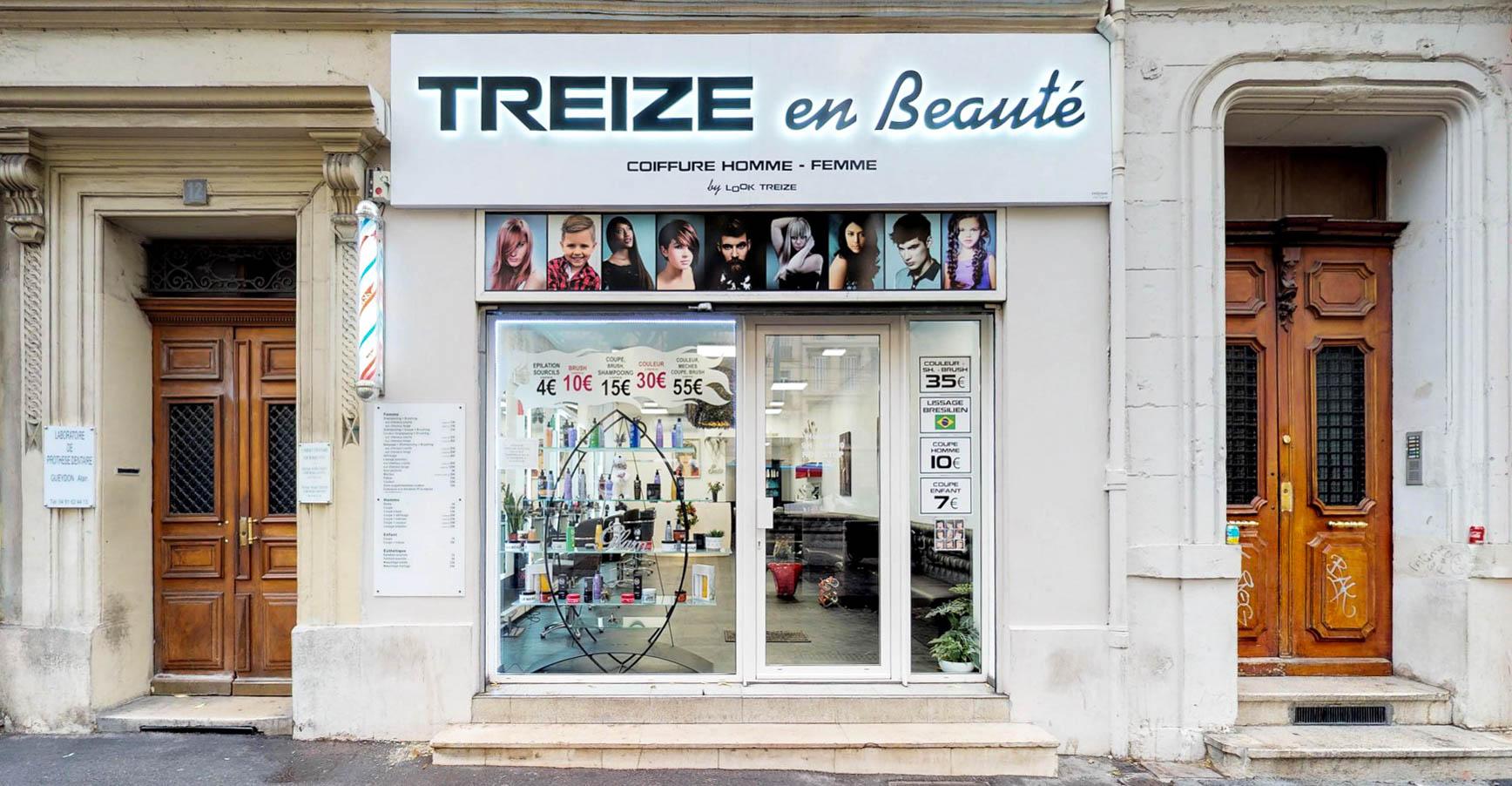 Treize en beauté - Marseille