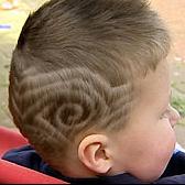 Renvoy de l 39 cole pour sa coupe de cheveux infos coiffure - Couper une video sur vlc ...