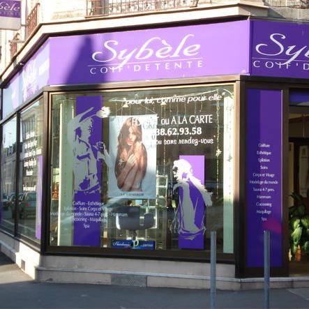 Sybèle, salon Sbèle Coif' Détente à Orléans