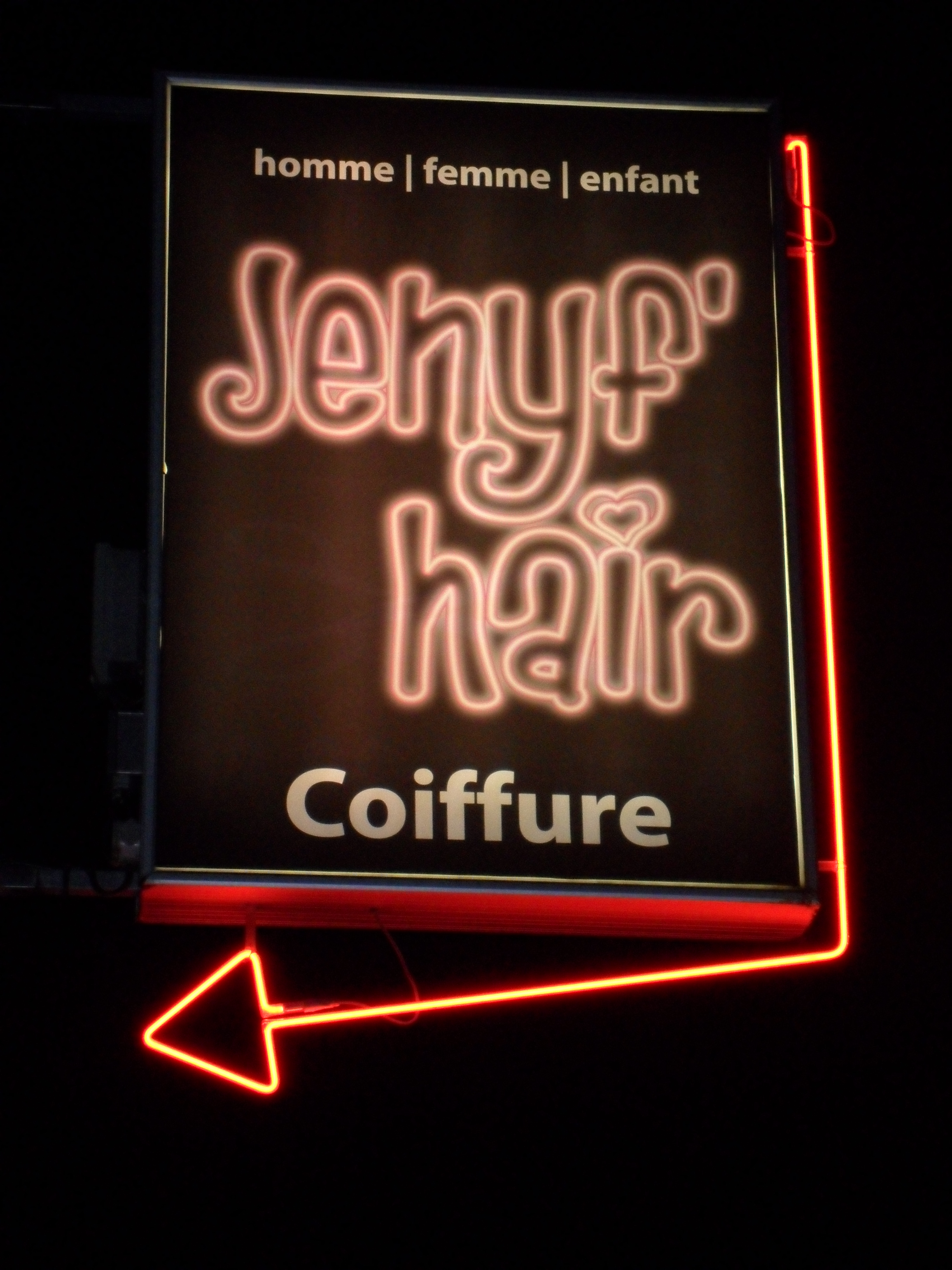 Jenyf'Hair Coiffure