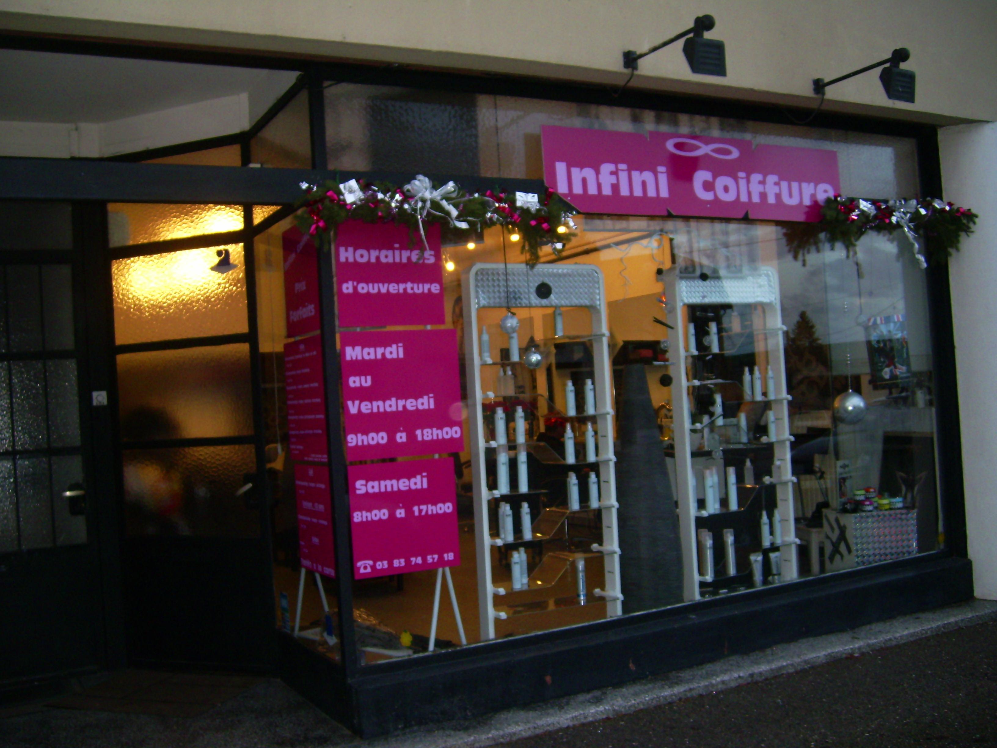 Infini Coiffure