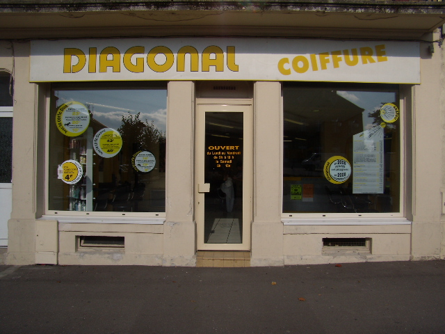 Diagonal Etain