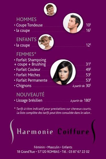 Harmonie Coiffure