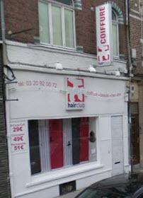 Hair Club à Lille