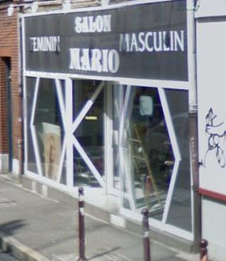 Coiffure Mario à Lille