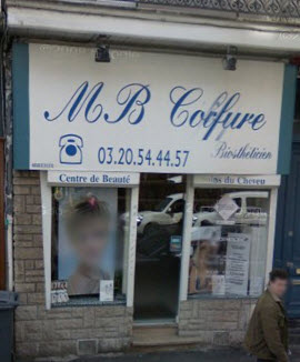 M.B Coiffure - Lille