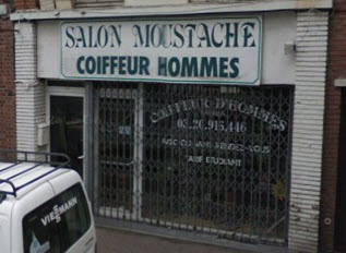 Salon Moustache - Lille