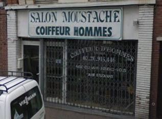 Salon Moustache à Lille