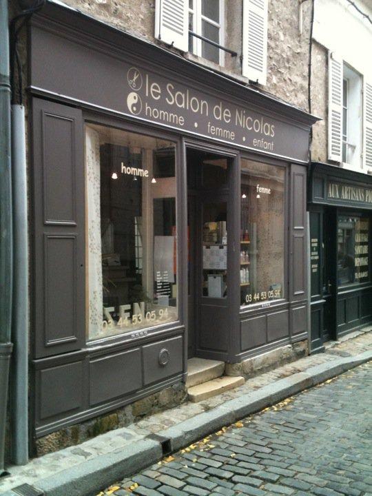 Le Salon de Nicolas Senlis