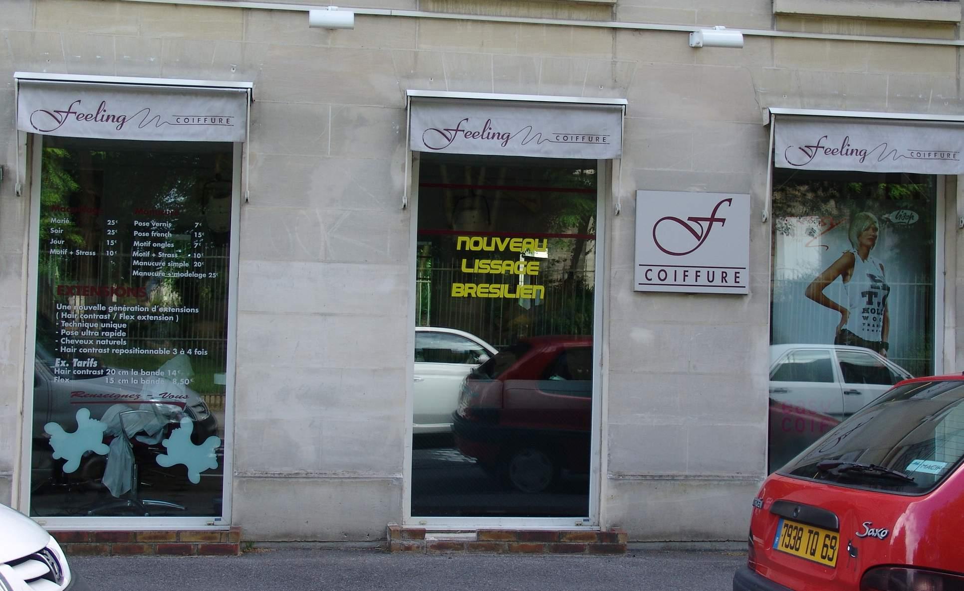 Feeling Coiffure à Compiègne