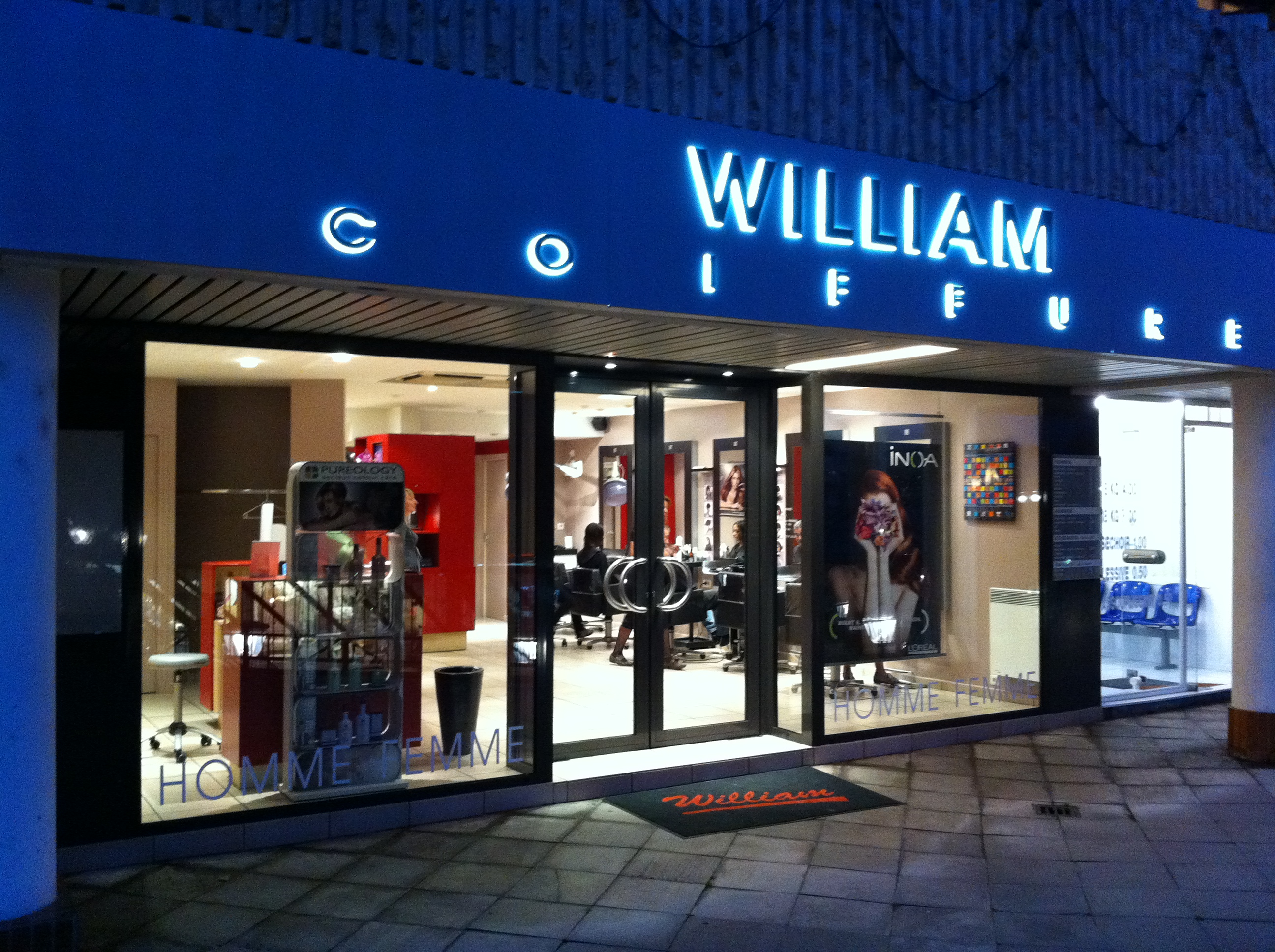 Coiffure William