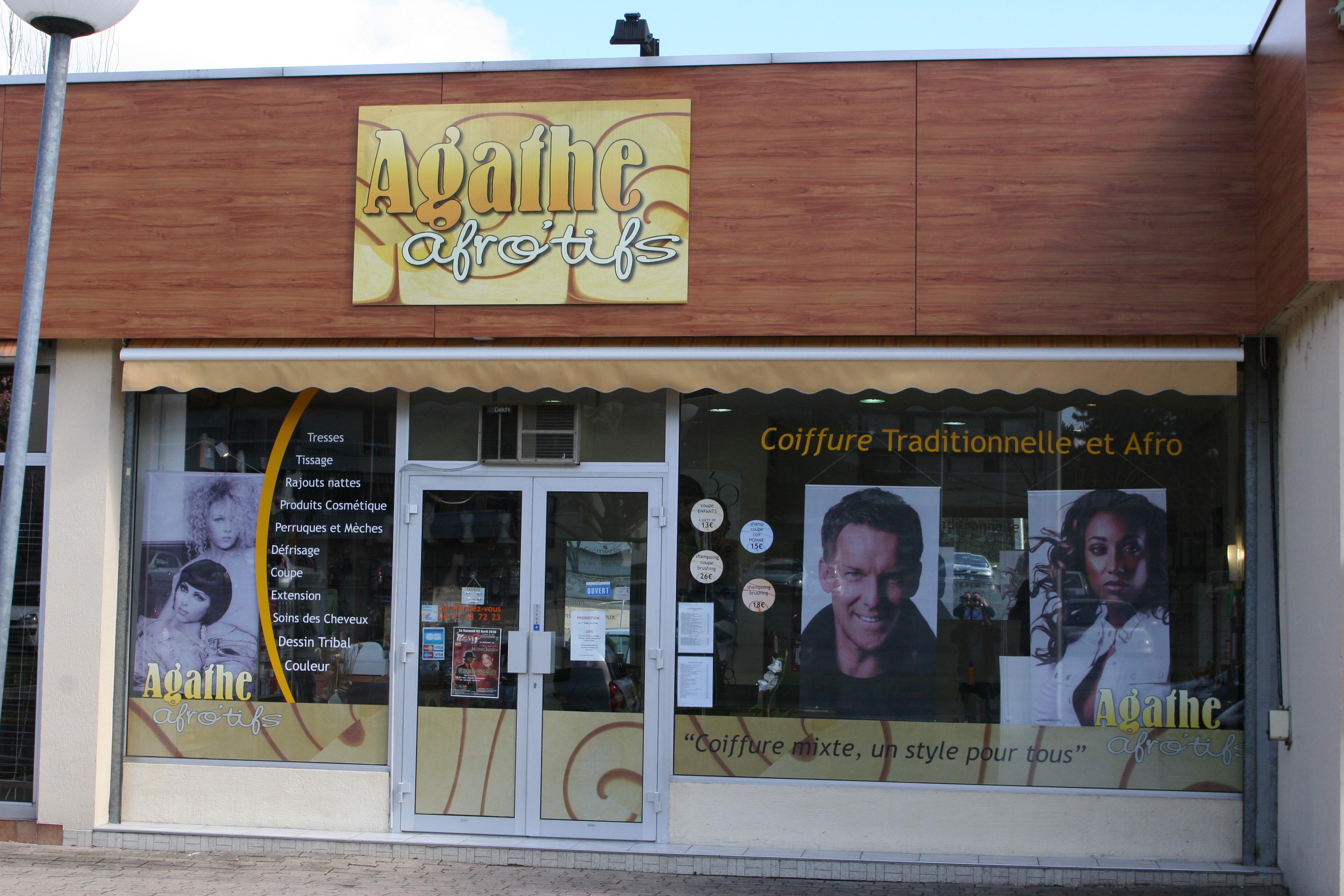 Agathe Afro Tifs Cournon-d'Auvergne