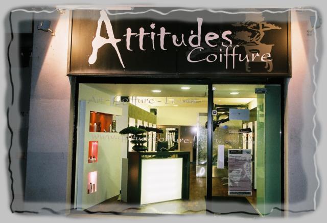 Attitudes Coiffure