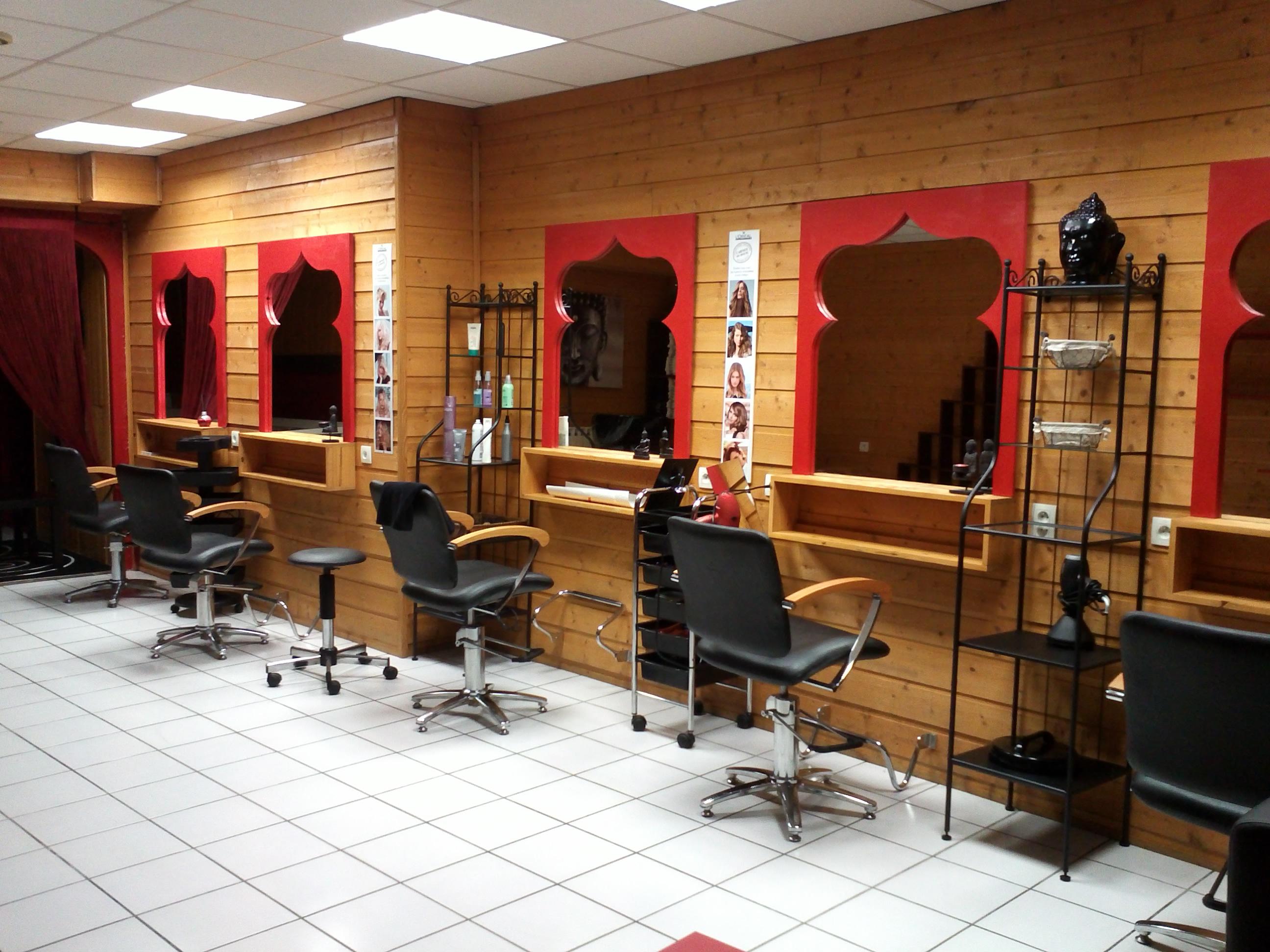 Salon de Coiffure Saraswatie