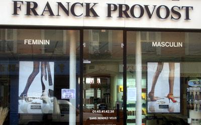 Franck provost thuir avis tarifs horaires t l phone for Tarif salon franck provost