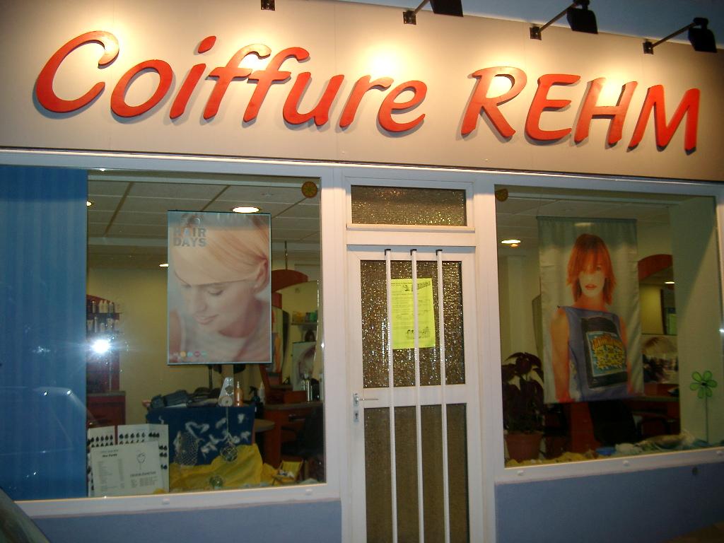 Salon de Coiffure Rehm Josiane