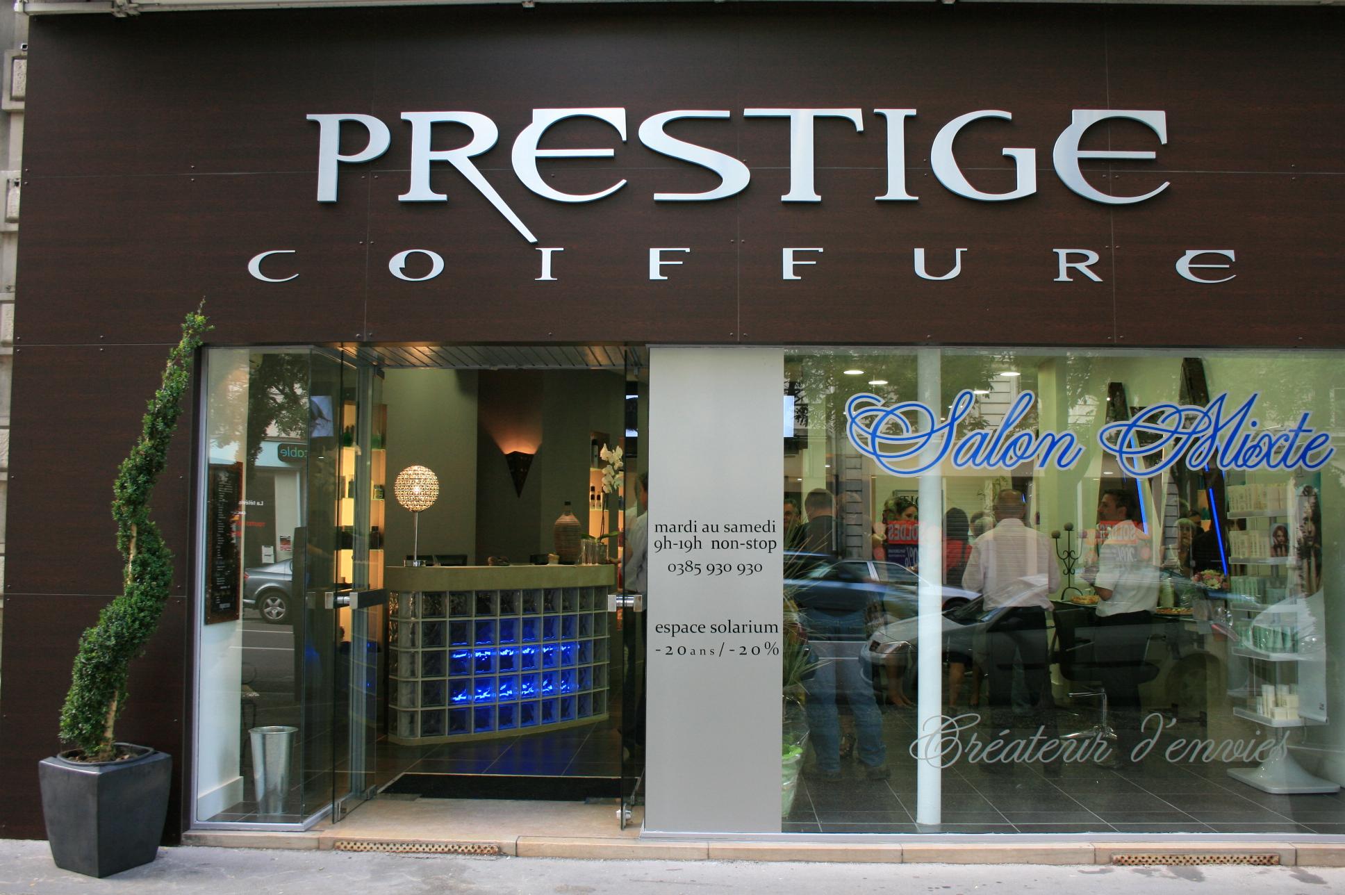 Prestige coiffure chalon sur sa ne avis tarifs - Salon de coiffure villefranche sur saone ...