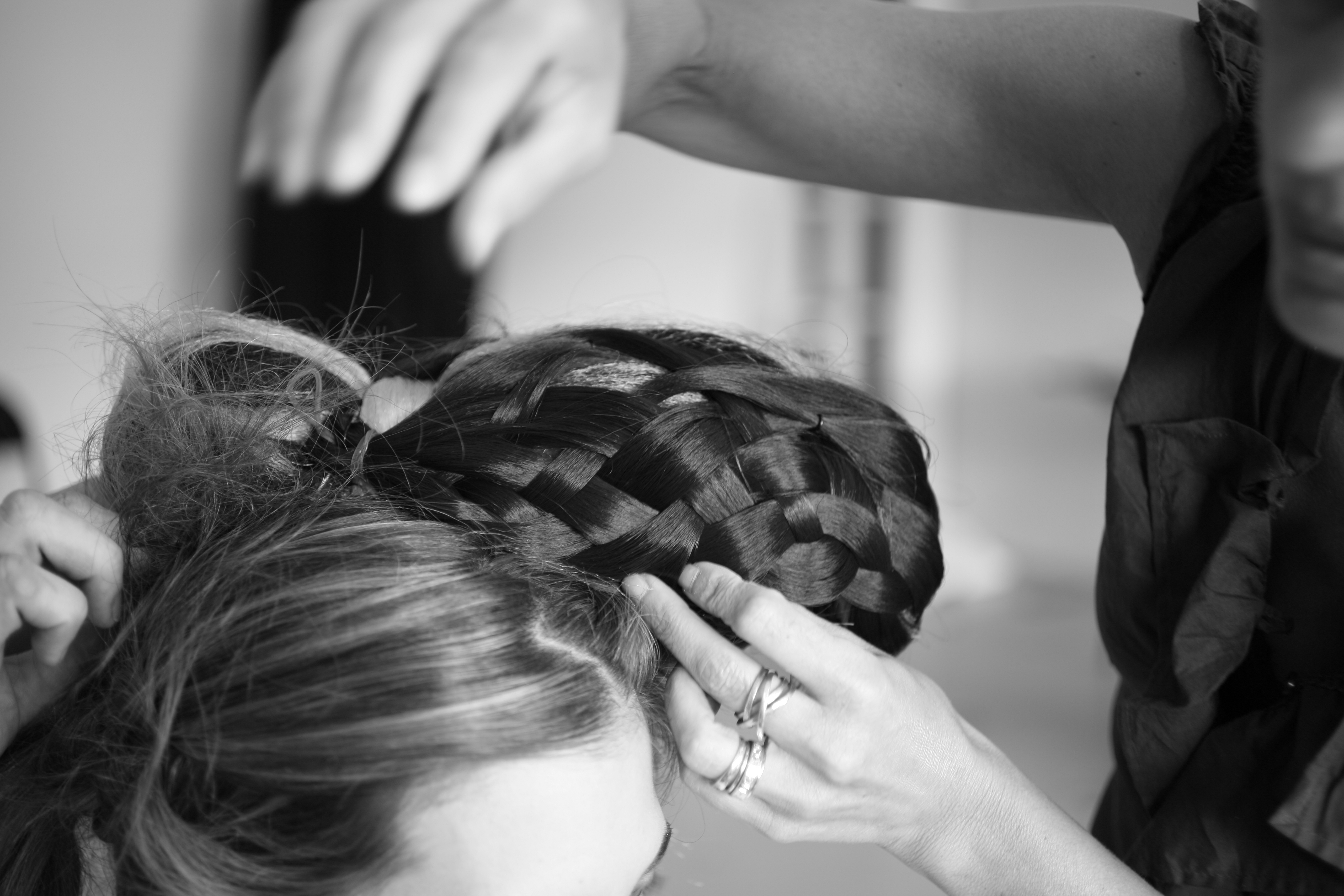 Atelier des coiffeurs à Annemasse