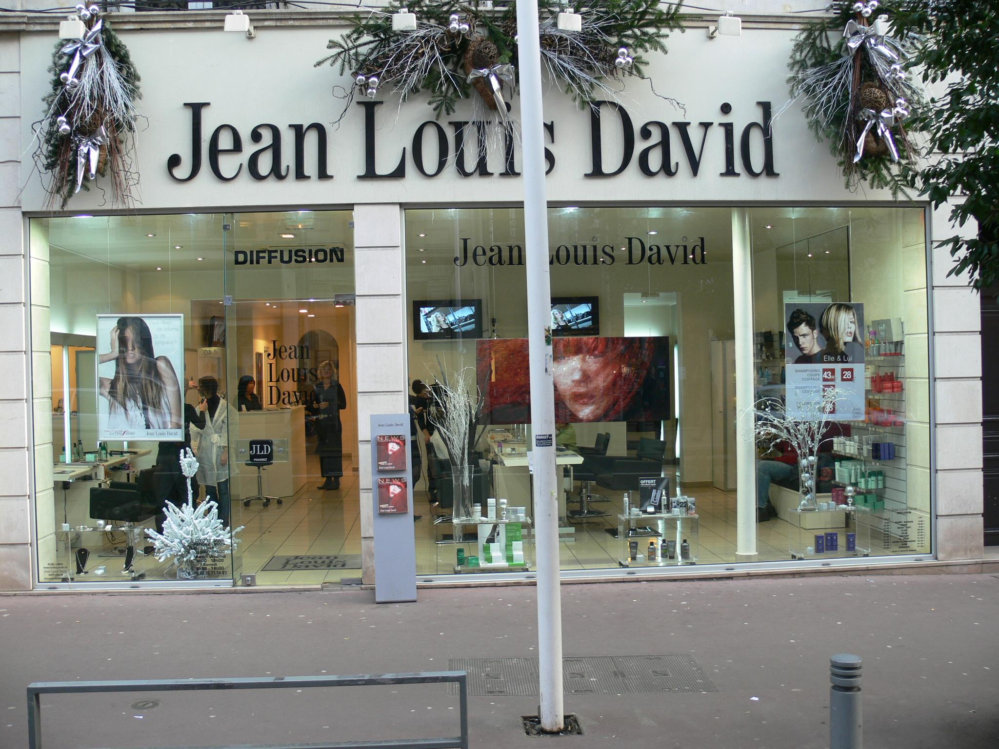 Coiffure jean louis david lora rouen avis tarifs for Le garage rouen tarifs