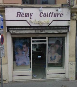 Rémy Coiffure à Rouen