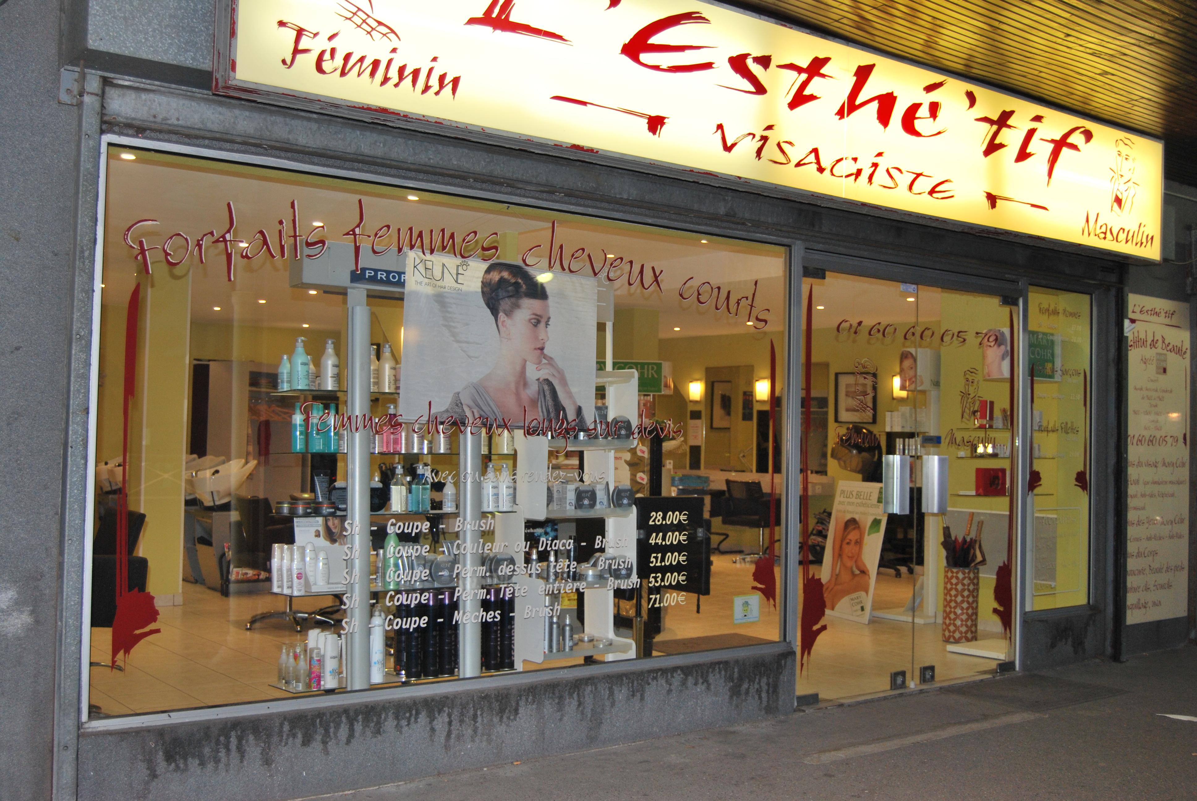 Combs La Ville Coiffeur
