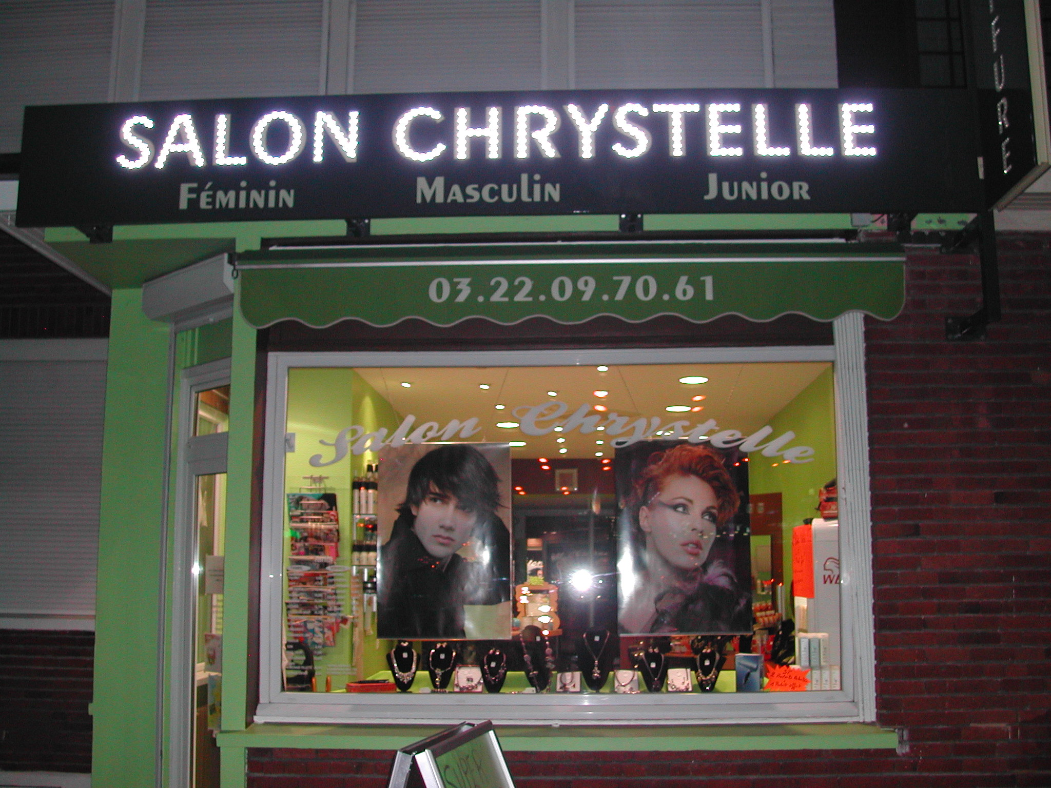 Salon Chrystelle
