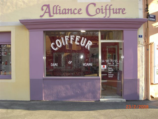 Alliance Coiffure
