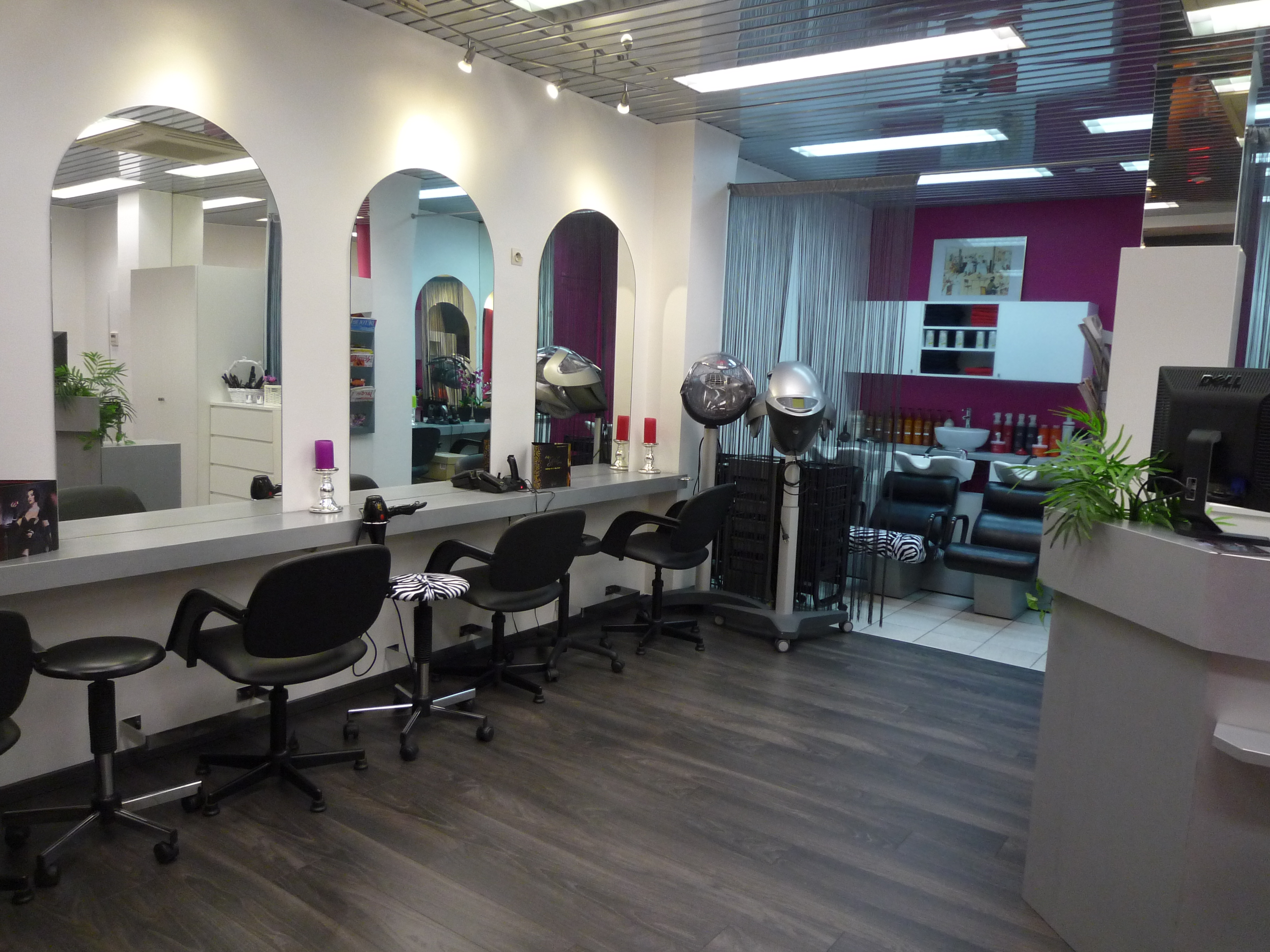 Salon de coiffure star international coiffure mode homme - Salon de coiffure vip ...