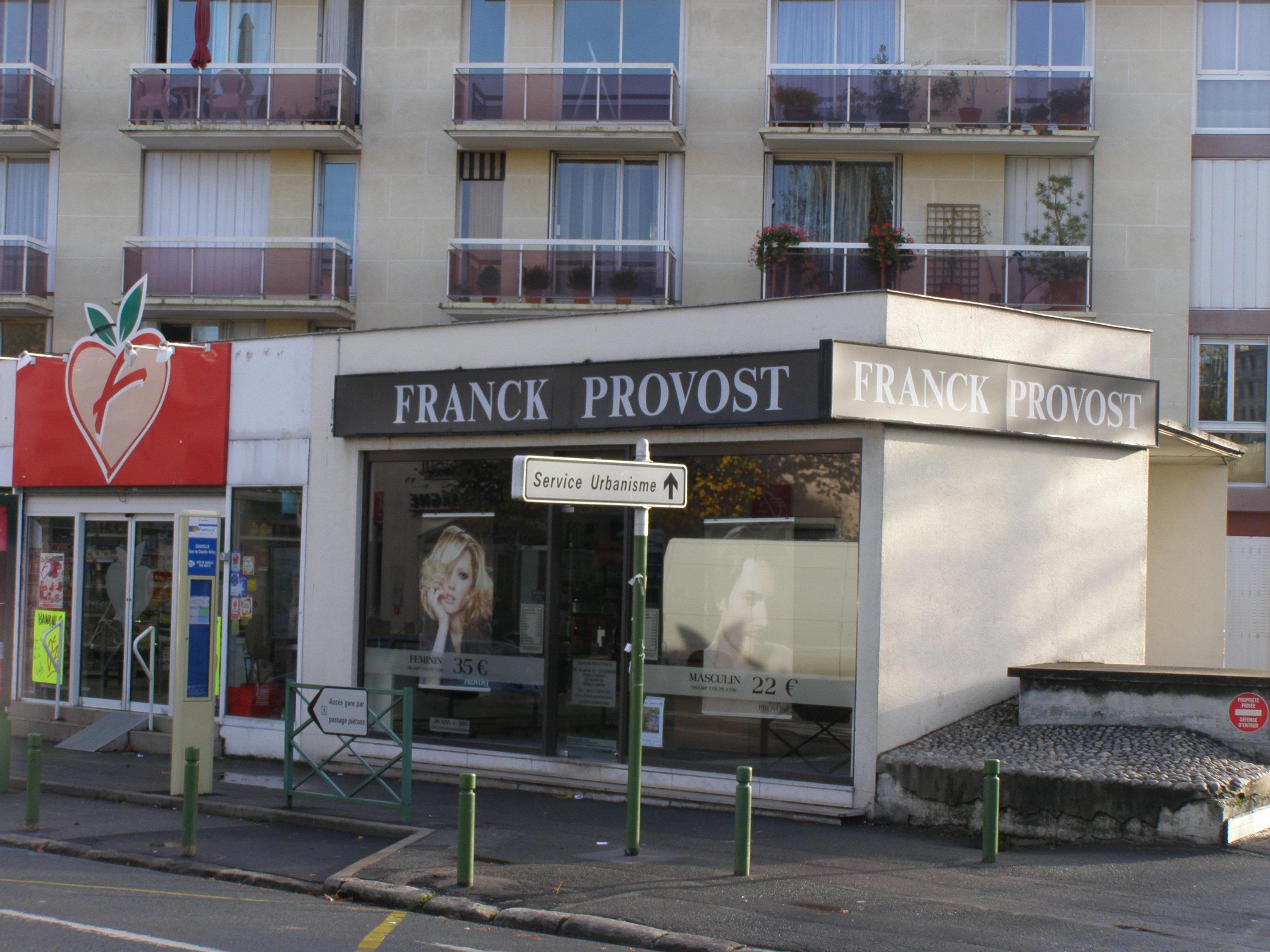 Franck provost chaville avis tarifs horaires t l phone for Tarif salon franck provost