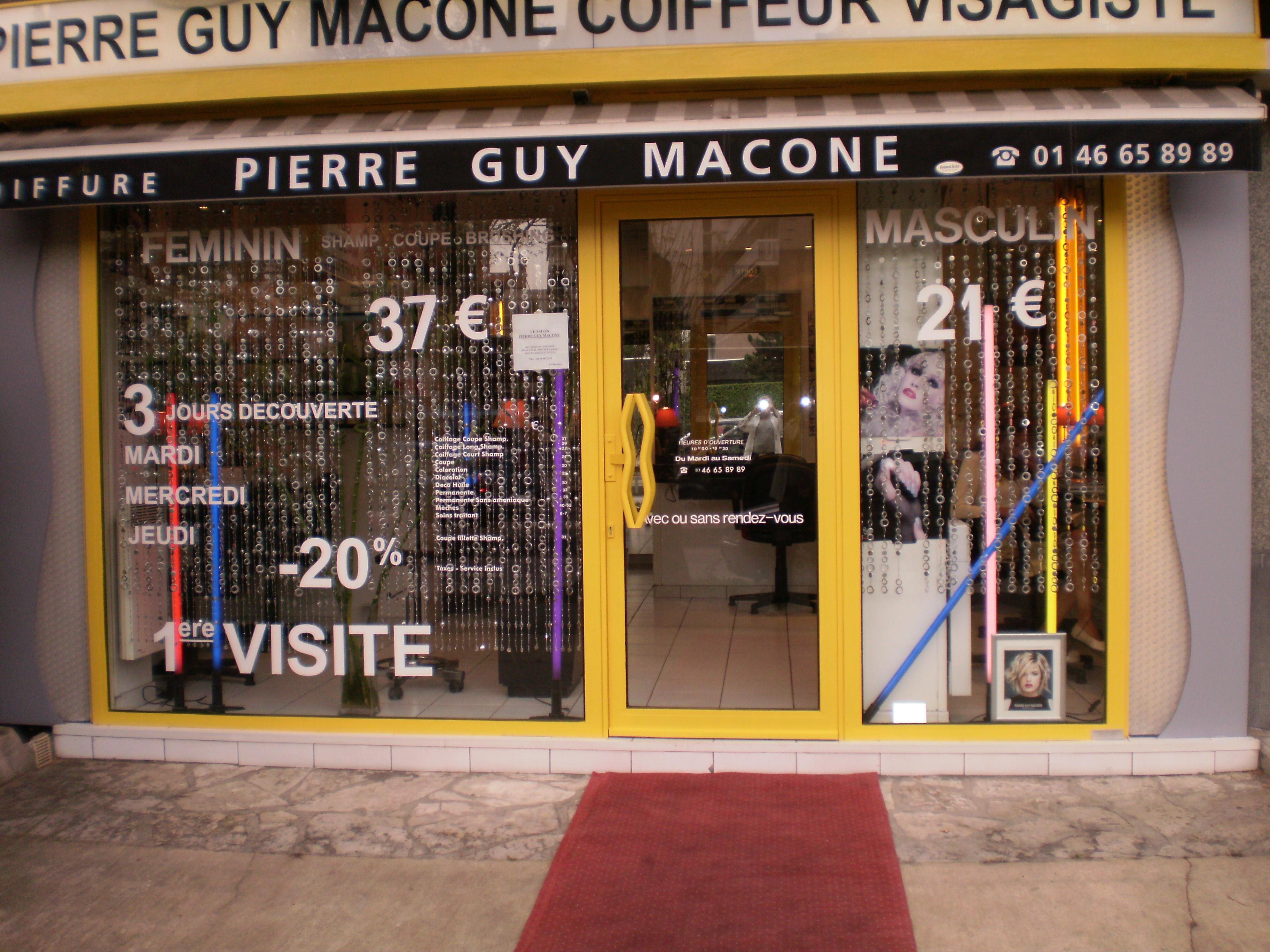 Pierre Guy Macone