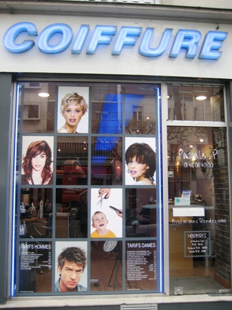 Coiffure Pascale P