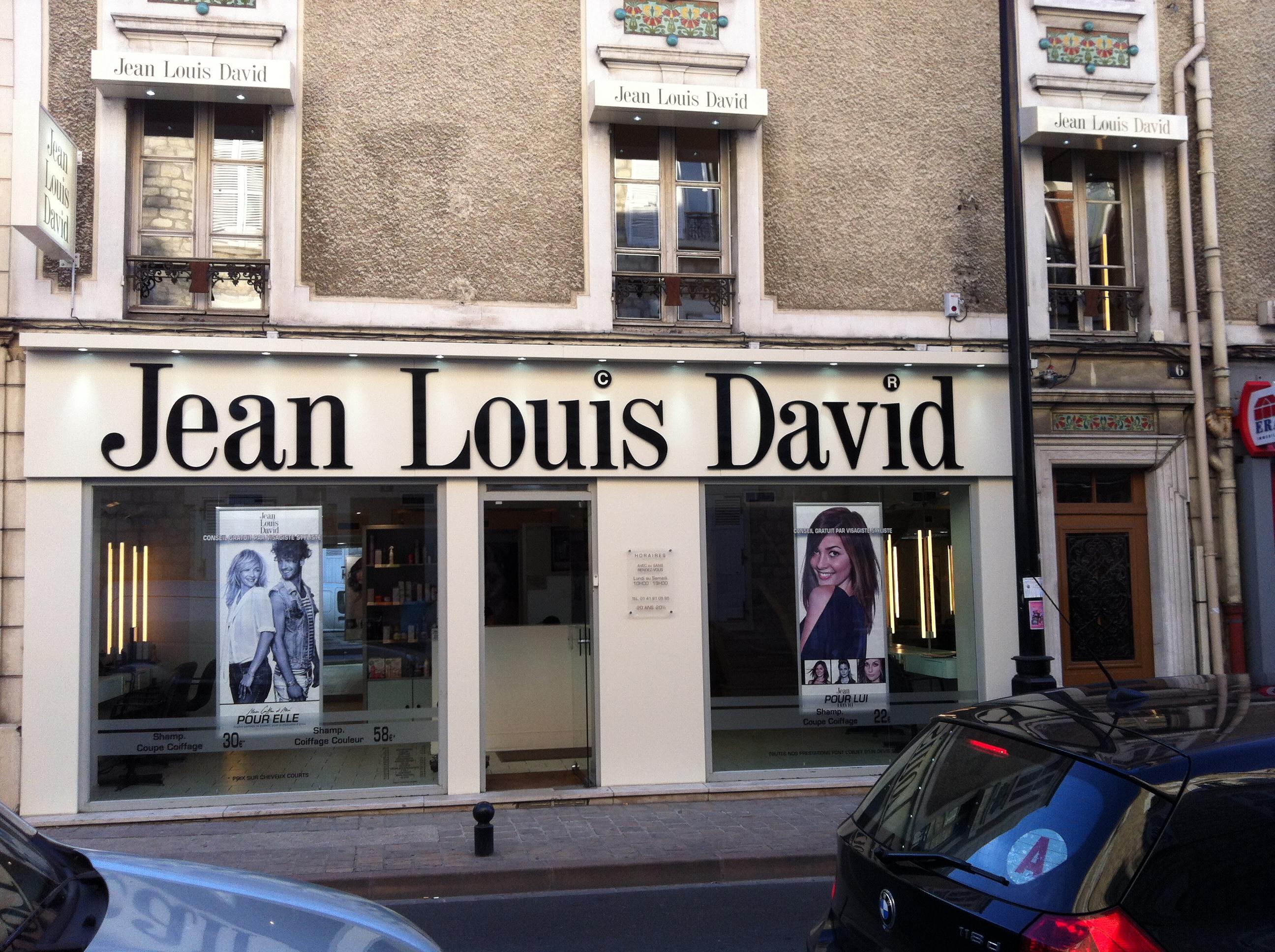 Jean louis david saint maur des foss s avis tarifs for Tarif salon jean louis david