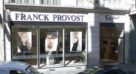 Franck provost paris 01 avis tarifs horaires t l phone for Franck provost salon de coiffure