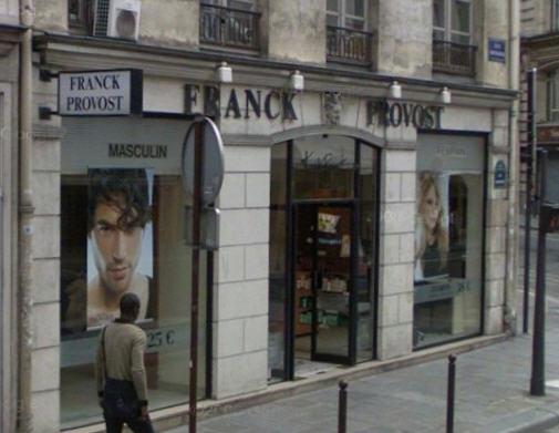 Franck provost paris 02 avis tarifs horaires t l phone for Tarif salon franck provost
