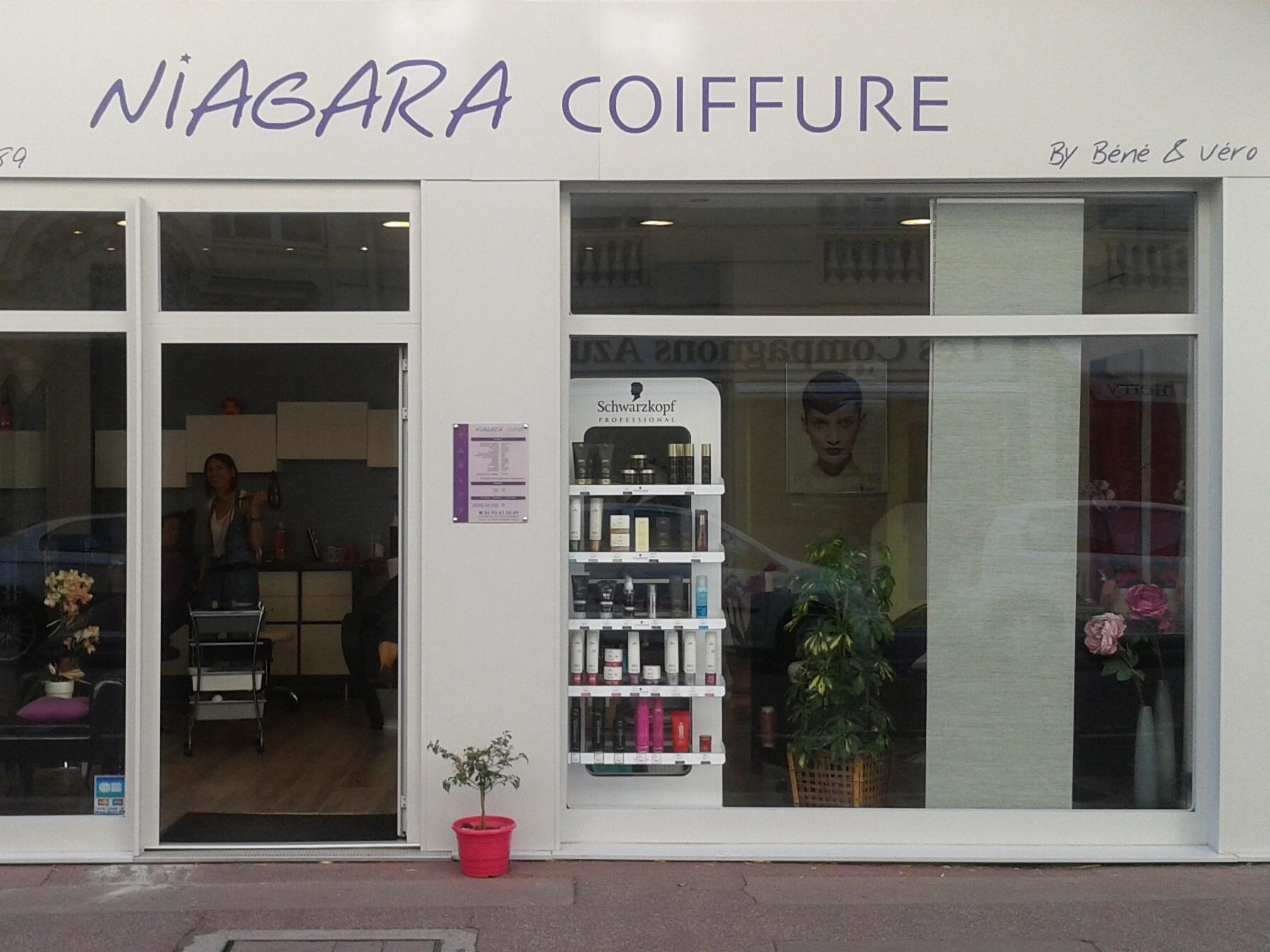 Niagara coiffure nice avis tarifs horaires t l phone for Salon de the nice