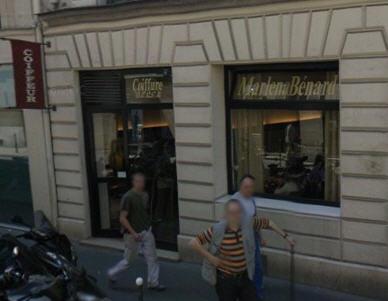 Marlèna Bénard Coiffure à Paris 08