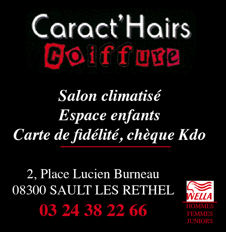 Caract'Hairs Coiffure